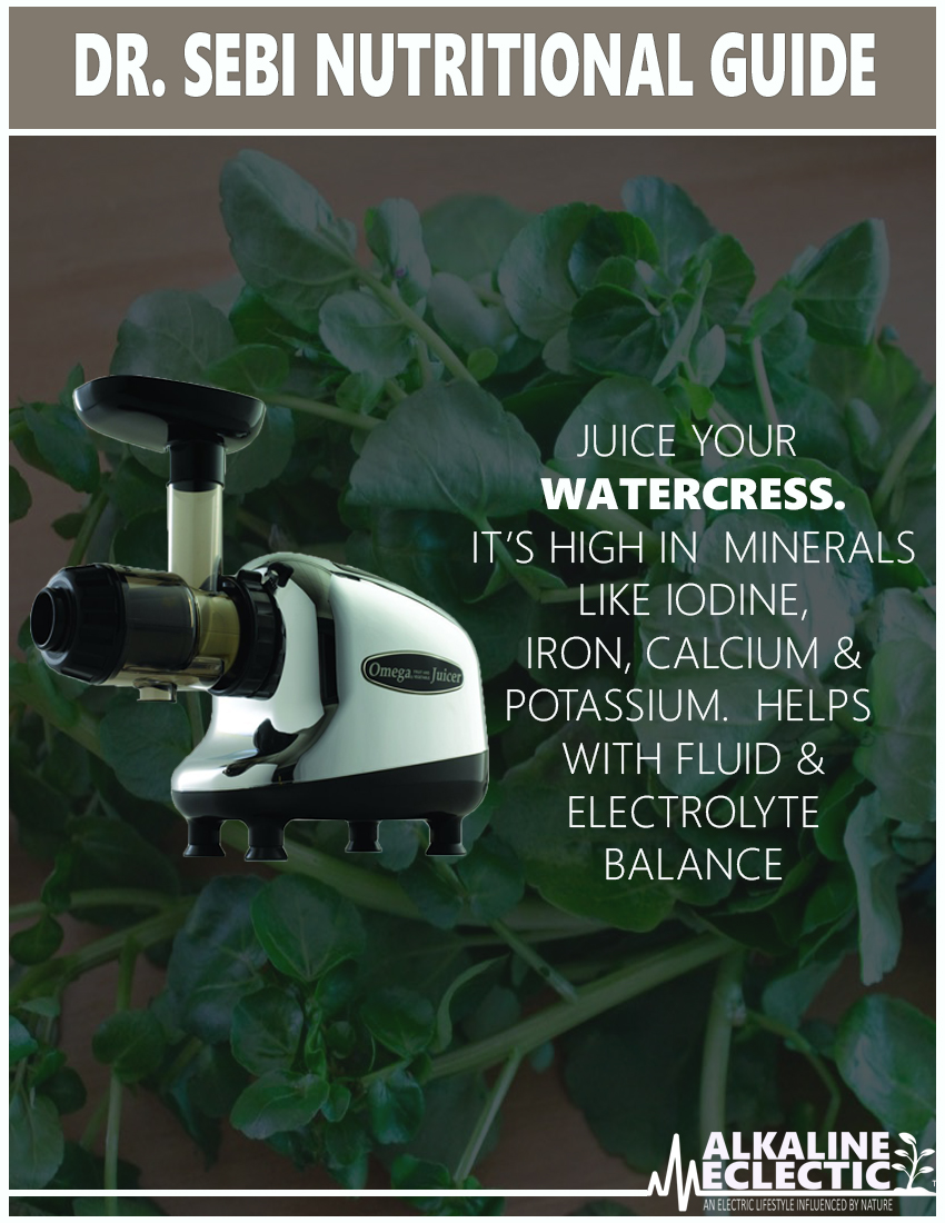 REPLACE THAT WITH THIS WATERCRESS 3