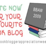 "Åter dags för ""Book Blogger Appreciation Week"""