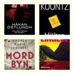 Fyra fräscha böcker från biblioteket
