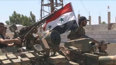 Photo of الجيش العربي السوري يسيطر على غالبية قرى وبلدات محافظة درعا