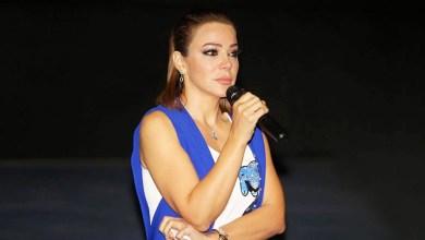 Photo of سوزان نجم الدين تشجع البرازيل من أجل كريستيانو رونالدو