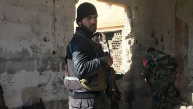 """Photo of """"ألوية العمري"""" في المنطقة الجنوبية تنضم للجيش العربي السوري"""