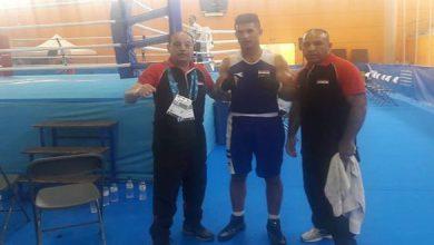 Photo of الملاكم أحمد غصون يحرز ثاني ذهبيات سوريا في دورة ألعاب المتوسط
