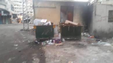 Photo of شكاوٍ من تراكم القمامة وانتشار الحشرات في ساحة قنينص وسط الشيخضاهر باللاذقية