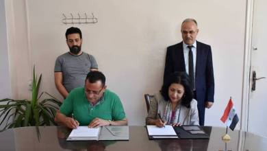 Photo of السورية للتجارة توقع عقد استثمار مع مجلس مدينة حمص