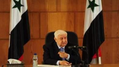 "Photo of المعلم: ""لا اتفاق في الجنوب السوري مالم تروا الولايات المتحدة منسحبة من التنف"""