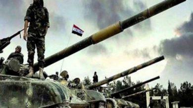 Photo of الدفاع الروسية: الجيش السوري يسيطر على 96% من مساحة سوريا