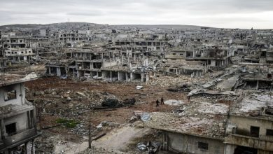Photo of الدفاع الروسية: سبعة ملايين سوري خارج البلاد منذ سبع سنوات والبنى التحتية مدمرة بنسبة تتراوح بين 40% إلى 70%