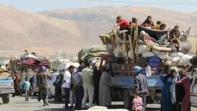 Photo of دفعة جديدة من اللاجئين السوريين يعودون من لبنان