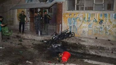Photo of انتحاري يفجّر نفسه في الحسكة… بكرسي متحرك