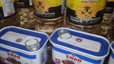 Photo of ضبط مواد غذائية مجهولة المصدر في مدينتي اللاذقية وجبلة