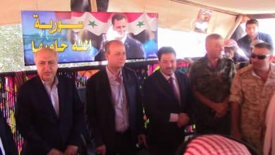 Photo of وزير النفط لتلفزيون الخبر: 300 ألف متر مكعب من الغاز لمحطة التيم بدير الزور يومياً