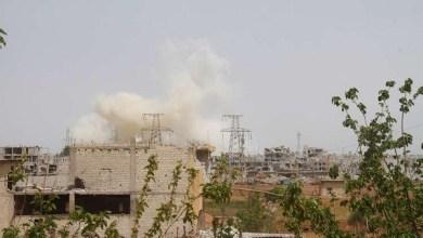 Photo of استشهاد مدنيين وإصابة 4 بانفجار عبوة ناسفة في دير ماكر بريف دمشق