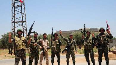 """Photo of اتفاق ينهي معركة الجنوب .. بدء تسليم السلاح الثقيل للدولة و """"نصيب"""" تحت سيطرة الجيش"""