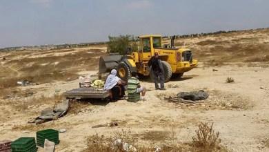 Photo of العراقيب قرية فلسطينية يهدمها الاحتلال للمرة 132