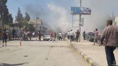 """Photo of تفجيرات """"بالجملة"""" في إدلب وريفها"""