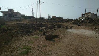 """Photo of قرية الصيادية بريف حمص خدماتها """"صفر"""""""