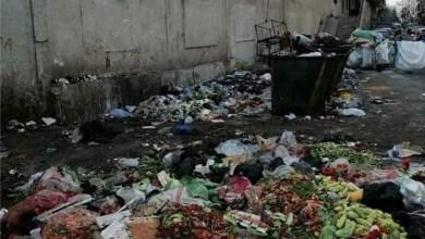 Photo of بلدية اللاذقية مشغولة بالانتخابات .. والشوارع تفيض بالقمامة