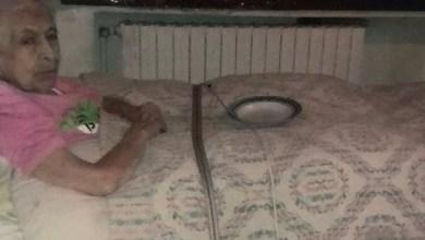"""Photo of """"مريضة ومقيدة إلى سرير"""" .. شكوى من تقاعس الأمن الجنائي في حلب عن إنقاذ سيدة محتجزة تجاوزت الثمانين"""
