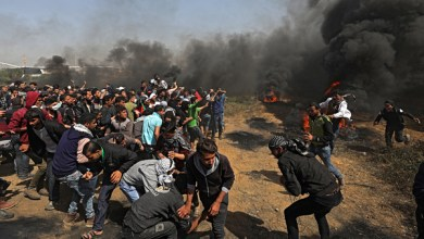 Photo of ستة شهداء فلسطينيين برصاص جيش الاحتلال في قطاع غزة