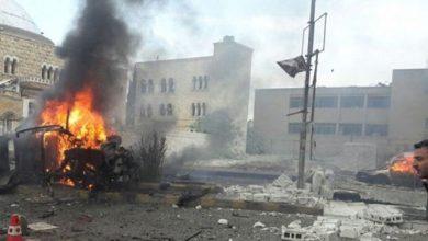 Photo of ضحايا بانفجار سيارة في مدينة اعزاز المحتلة بريف حلب
