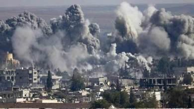 """Photo of مجزرة جديدة لطيران """"التحالف الدولي"""" في دير الزور"""