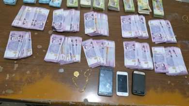 Photo of القبض على لص سرق 3.5 مليون ليرة من منزل في بلدة مرمريتا