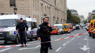 Photo of موظف استخبارات فرنسي يقتل 4 من زملائه طعنا داخل مقر شرطة باريس