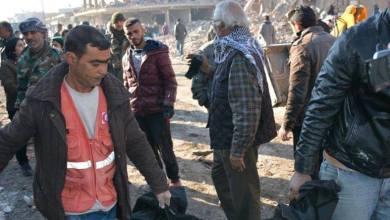 "Photo of تفجيرات"" تل تمر"" الدامية"