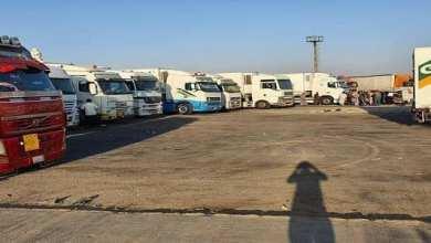 Photo of الأردن يمنع مرور بعض الشاحنات السورية إلى الخليج عبر أراضيه