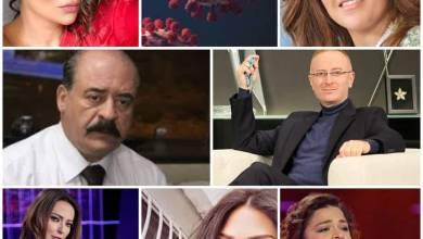 "Photo of الفنانون السوريون و""كورونا"" خلال 2020 .. بين الإعلان والنفي والتكذيب"