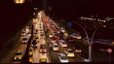 Photo of بسبب التشفيط .. الشرطة تحجز سيارات تحت جسر الرئيس بدمشق