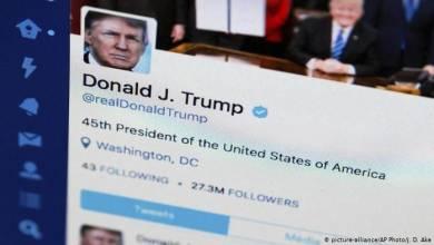 "Photo of مواقع التواصل الاجتماعي تعلّق حسابات ترامب بسبب ""الانتهاكات المتكررة"""
