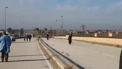Photo of إعادة افتتاح ممر الصالحية البري بريف دير الزور الشمالي