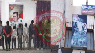 Photo of شرطة ديرالزور توقف عصابة مؤلفة من 10 أشخاص تمتهن سرقة الأسلاك الكهربائية