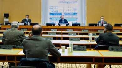 Photo of اللجنة الدستورية تواصل اجتماعات الجولة الخامسة في جنيف