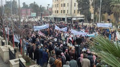 """Photo of """"قسد"""" تستمر بحصار الحسكة والقامشلي لليوم الـ ١٧ .. ودعوات للتظاهر ضدها"""
