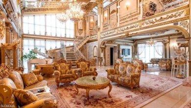"""Photo of قصر من الذهب في روسيا يعرض للبيع بمبلغ """"زهيد"""""""