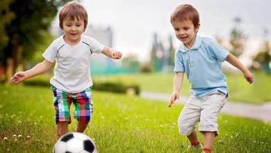 "Photo of باحث ألماني: الرياضة للأطفال ""سماد"" للذاكرة"