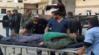 "Photo of استشهاد 4 مواطنين وفقدان نحو 50 شخصاً في اعتداء لإرهابيي ""داعش"" بريف السلمية"