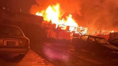 Photo of إصابة لاجئ سوري إثر حريقين منفصلين في مخيمين بلبنان