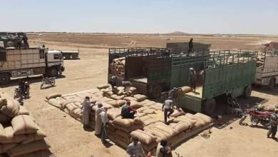 Photo of تجهيز مركزين دائمين وثلاثة مؤقتة لاستقبال محصول القمح في دير الزور