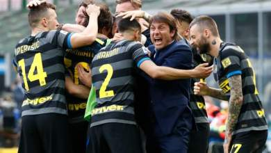 """Photo of """"إنترميلان"""" يتوج بلقب """"الكالتشيو"""" الإيطالي قبل 4 جولات على نهايته"""