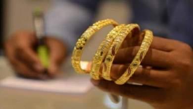 Photo of أسعار الذهب ترتفع بنحو 4 آلاف ليرة