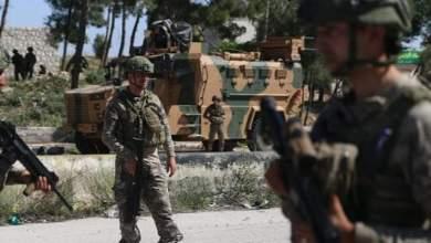 Photo of مسلحون مجهولون يستهدفون نقطة للاحتلال التركي في ريف إدلب