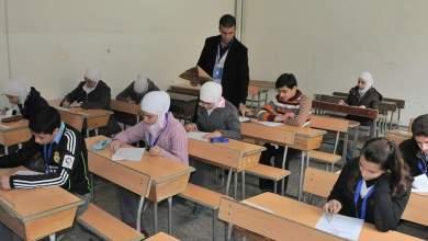 Photo of التربية تعتمد للمرة الأولى التشفير في طباعة الأسئلة والكاميرات خلال الامتحانات النهائية