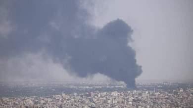 Photo of إخماد ثلاثة حرائق متفرقة في دمشق وريفها