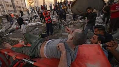Photo of استمرار مجازر الاحتلال الصهيوني الإسرائيلي بحق المدنيين في غزة.. والمقاومة ترد