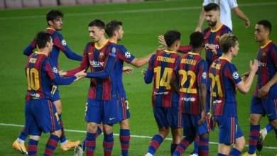 """Photo of الرحيل يهدد """"الأعمدة الأربعة"""" في برشلونة"""
