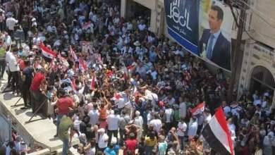 Photo of محافظ حماة لتلفزيون الخبر : طوفان بشري من المشاركين في الانتخابات الرئاسية